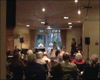 Concert Celiane chante la vie 24