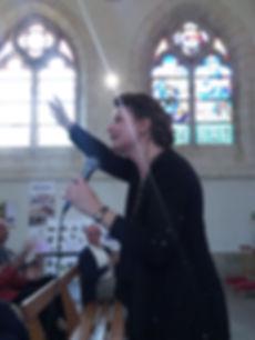 Concert Celiane chante la vie 68