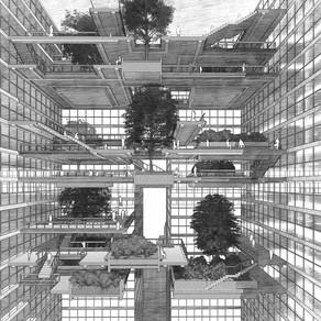 [실내건축설계(7)] 손영우 | Vertical Lounge