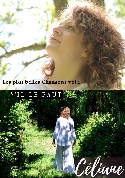"""Coffret 2 CD: Les plus belles chansons volume 1 et """"S'Il le faut""""."""
