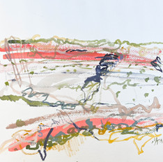 Cape Range Sketch 2