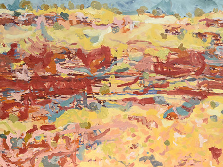 Those Hills: The Pilbara - Solo Show