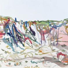 Cape Range Sketch 1