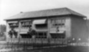 oostzijde O.L.V. van Lourdesschool in 1932