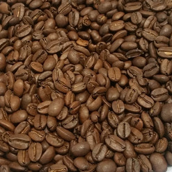 100% Pure Coffee Bean. Dark Roast - Arabica.
