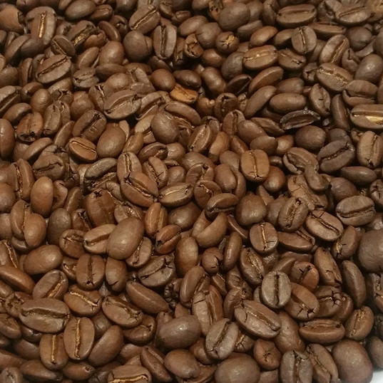100% Pure Coffee Bean. Dark Roast - Arabica.