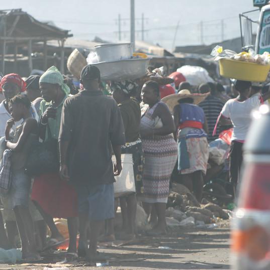 Haitian Marketplace.
