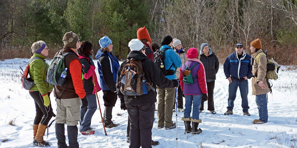 Indigenous Winter Nature Walk