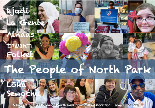 People of North Park Photo Collage.png