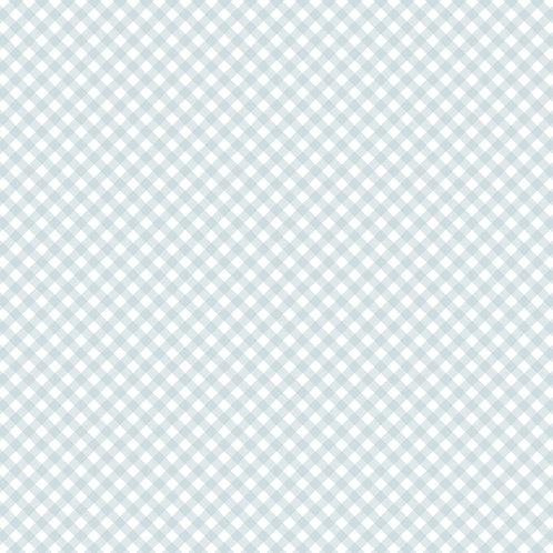 GINGHAM | Azul Seco 2ª Cor | A partir de