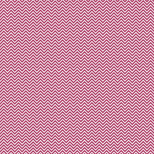 CHEVRON PEQUENO | Rosa Escuro | A partir de