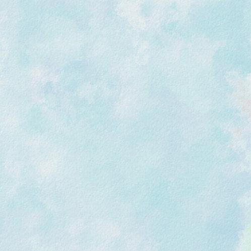 AGUARELA | Azul Bebé | A partir de