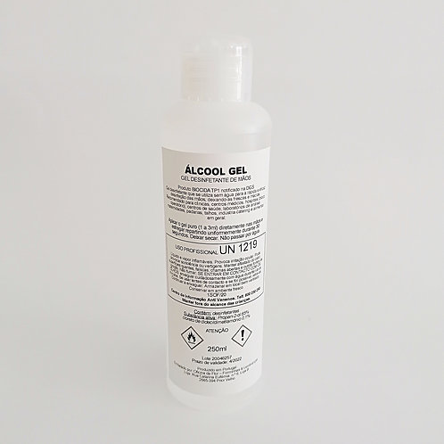 ÁLCOOL GEL | 250ML