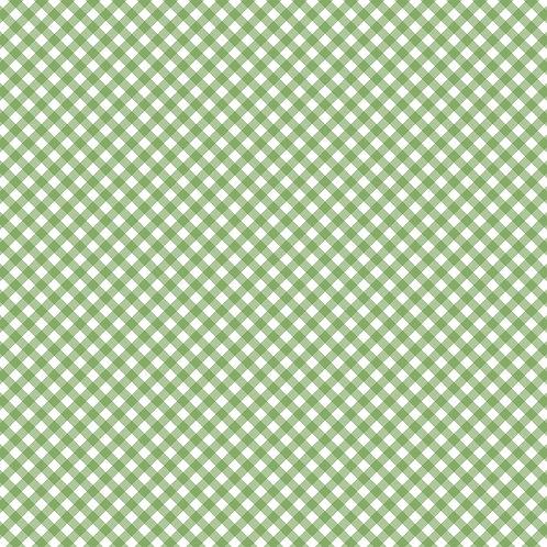GINGHAM | Verde Chá | A partir de