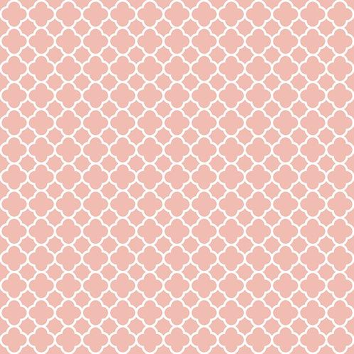QUATREFOIL | Rosa Pastel | A partir de