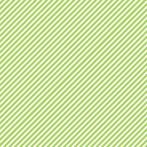 RISCAS DIAGONAIS | Verde Alface | A partir de
