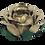 Thumbnail: FOLHA DE OURO | 12 Unidades {GOLD LEAF | 12 UNITS}