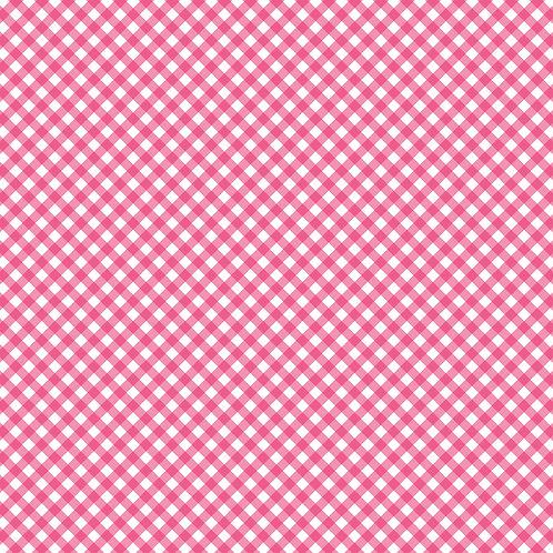 GINGHAM | Pink | A partir de