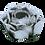 Thumbnail: CINZA PRATA   12 Unidades {SILVER GREY   12 UNITS}