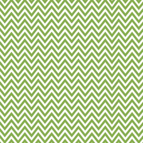 CHEVRON MÉDIO | Verde Pistachio | A partir de