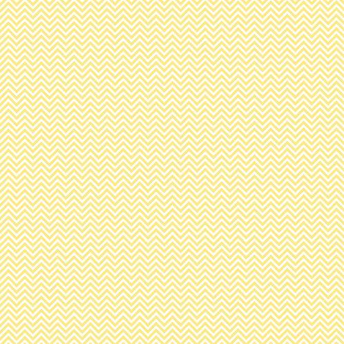CHEVRON PEQUENO | Amarelo Torrado | A partir de