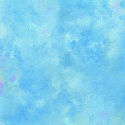 AGUARELA | Azul Celeste | A partir de