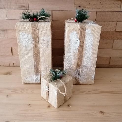 Conjunto de Presentes | 2 Tamanhos | A partir de