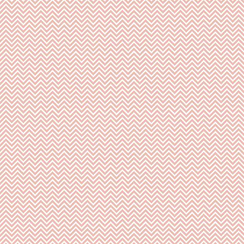 CHEVRON PEQUENO | Rosa Seco | A partir de