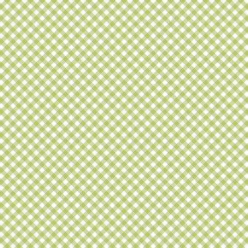 GINGHAM | Verde Azeitona | A partir de