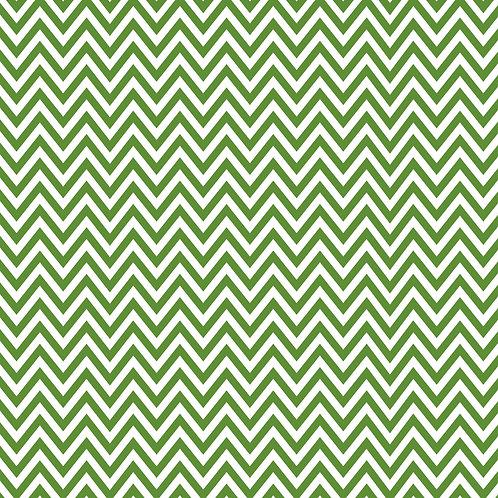 CHEVRON MÉDIO | Verde Chá | A partir de