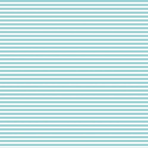 RISCAS HORIZONTAIS | Azul Bebé | A partir de