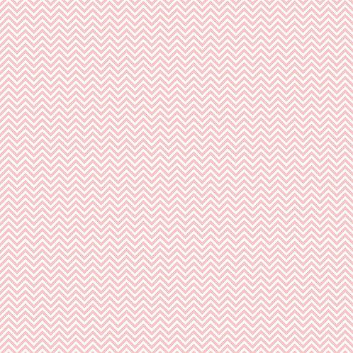 CHEVRON PEQUENO | Rosa Claro | A partir de