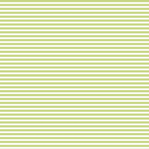 RISCAS HORIZONTAIS | Verde Gélido | A partir de