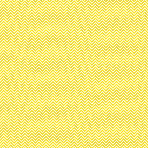CHEVRON PEQUENO | Amarelo Ouro | A partir de