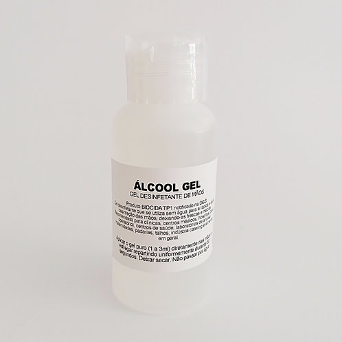 ÁLCOOL GEL | 100ML