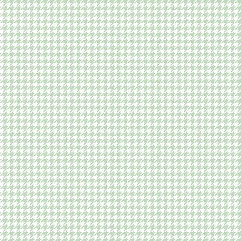 PIED-DE-POULE | Verde Celadon | A partir de