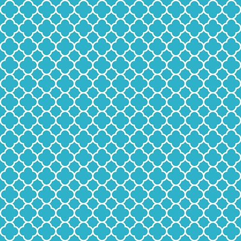 QUATREFOIL | Azul Tiffany | A partir de