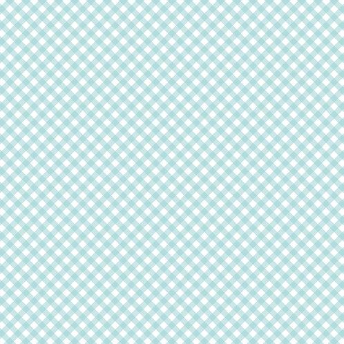 GINGHAM | Azul Bebé | A partir de