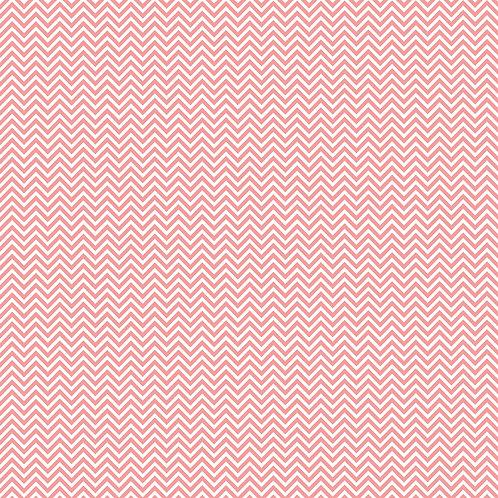 CHEVRON PEQUENO | Rosa Pastel | A partir de