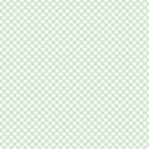 GINGHAM | Verde Celadon | A partir de