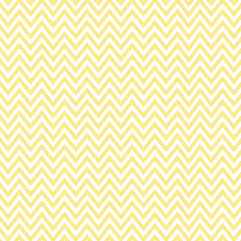 CHEVRON MÉDIO | Amarelo Torrado | A partir de