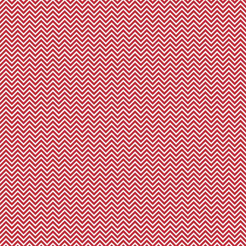 CHEVRON PEQUENO | Vermelho | A partir de
