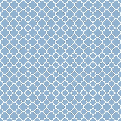 QUATREFOIL | Azul Celeste | A partir de