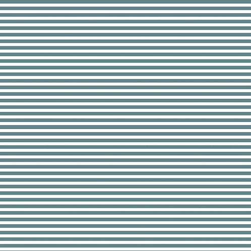 RISCAS HORIZONTAIS | Azul Seco | A partir de