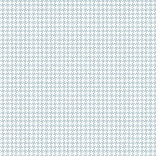 PIED-DE-POULE | Azul Seco 2ª Cor | A partir de