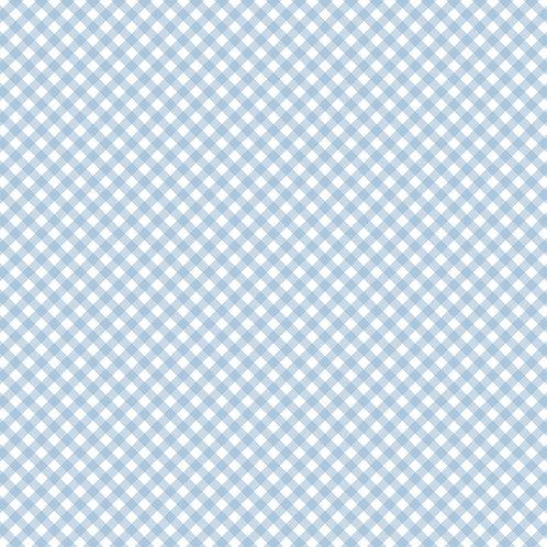 GINGHAM | Azul Celeste | A partir de