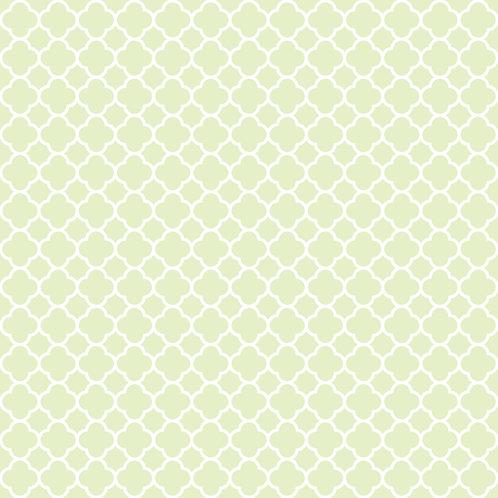 QUATREFOIL | Verde Gélido | A partir de