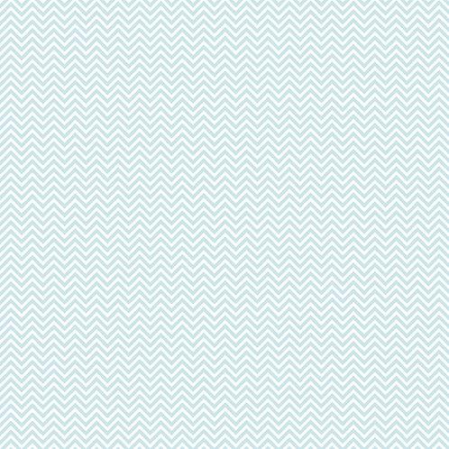 CHEVRON PEQUENO | Azul Anil | A partir de