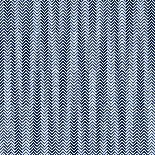 CHEVRON PEQUENO | Azul Marinho | A partir de