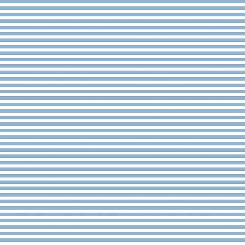 RISCAS HORIZONTAIS | Azul Celeste | A partir de